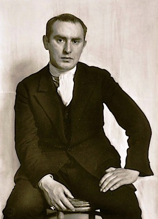 Jankel Adler fotografiat per August Sander (1929)