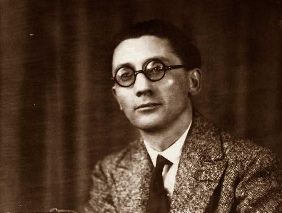 Albert de Jong fotografiat per Senya Fléchine (ca. 1933) [IISH]