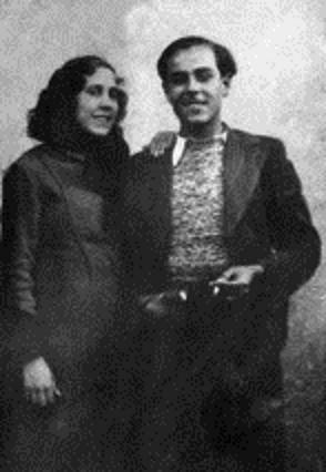 Els germans Josefa i José Alcázar García