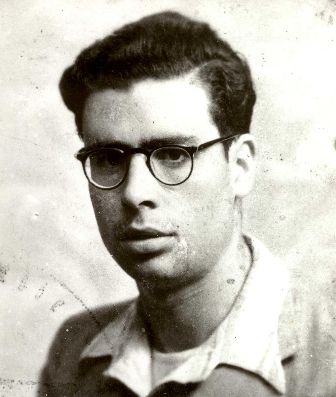 Diego Franco Cazorla (Rennes, 1944)