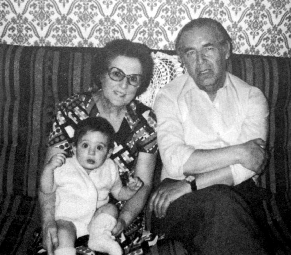 Antoni Trabal Bisbal (agost de 1985)