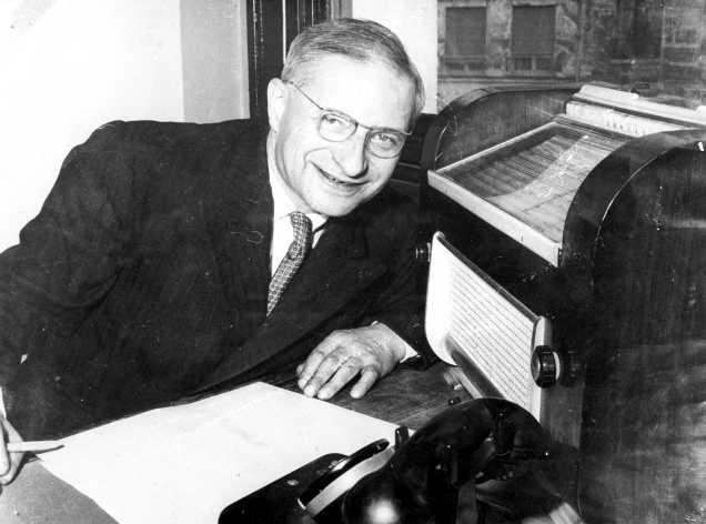 Armand Robin i la seva ràdio