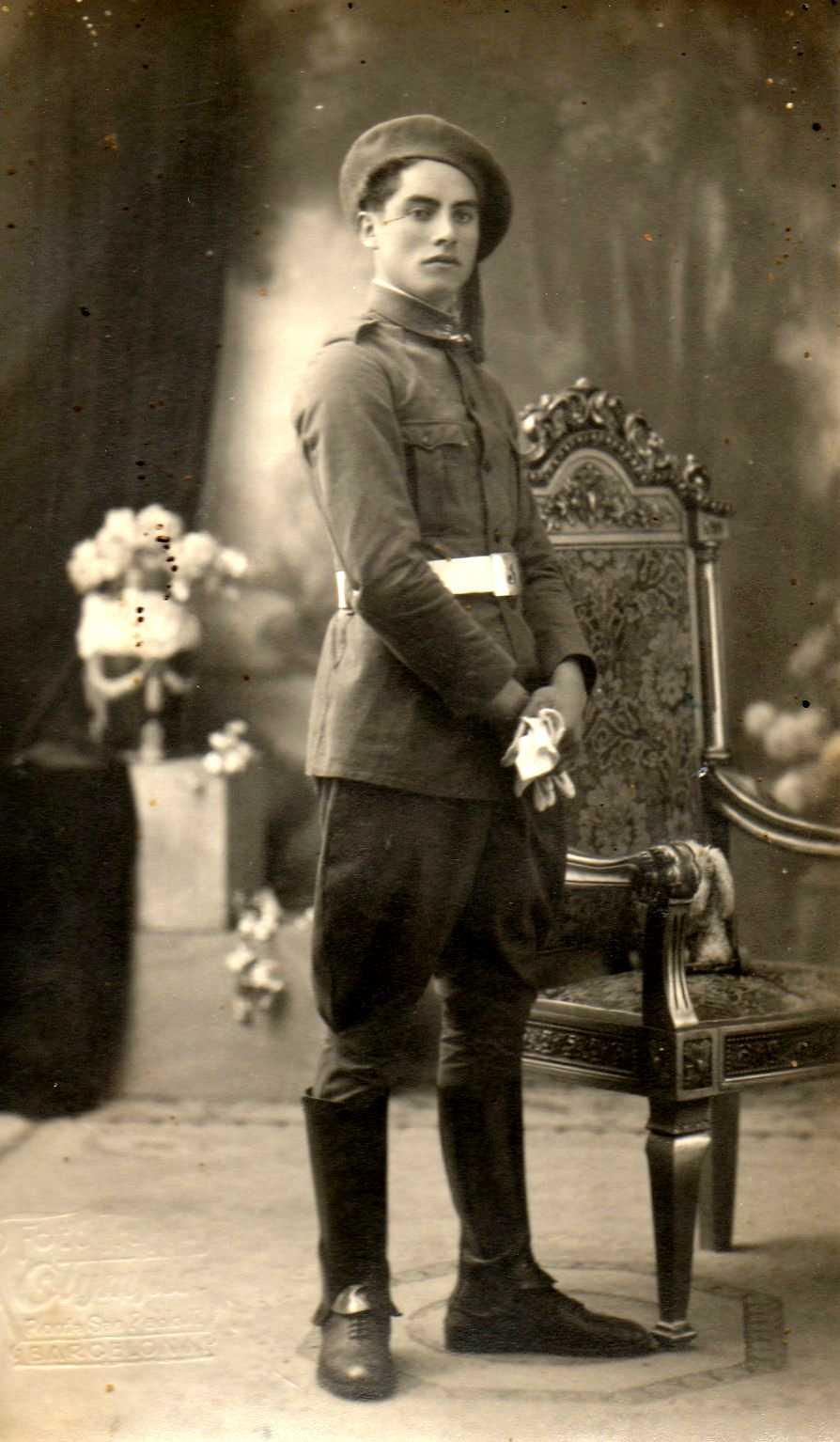 Juan Arnedo Calvo (Barcelona, 1936)