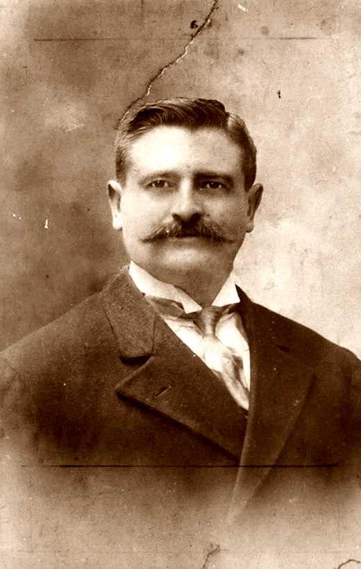 Camilo Arriaga (ca. 1900)