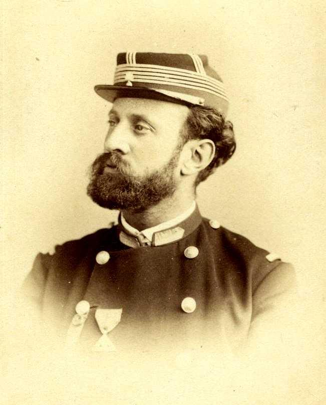 Adolphe Assi fotografiat per Thiébault
