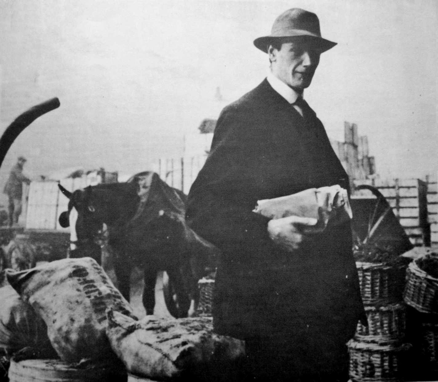George Ballard (ca. 1917)