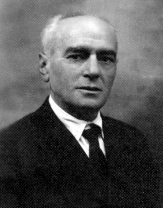 Guglielmo Bartolini fotografiat per Pietro Bezzi (Ravenna, febrer de 1950)