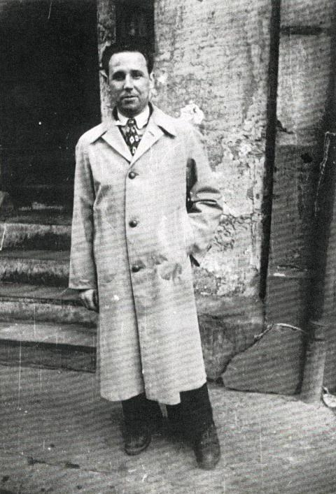 Benito Milla Navarro (París, 1948)