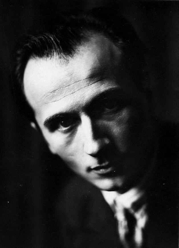 Camillo Berneri fotografiat per Senya Fléchine (Semo)