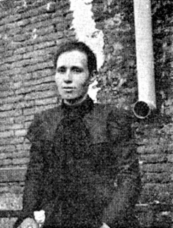 Virginia Bolten durant la vaga de 1902