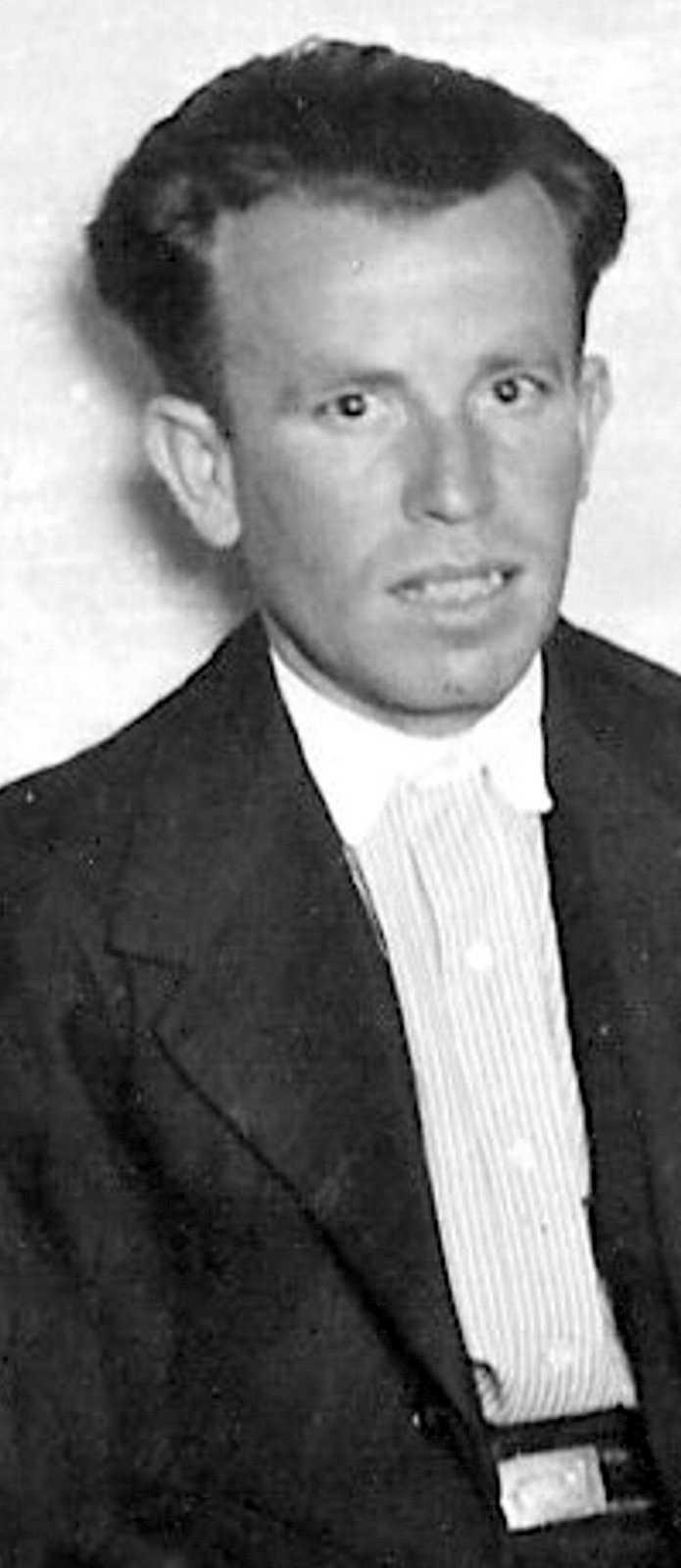 Antonio Cabañas Salvador (juny de 1934)