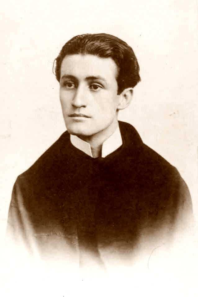 L'estudiant Campos Lima fotografiat per A. Sousa (Coimbra, ca. 1905)