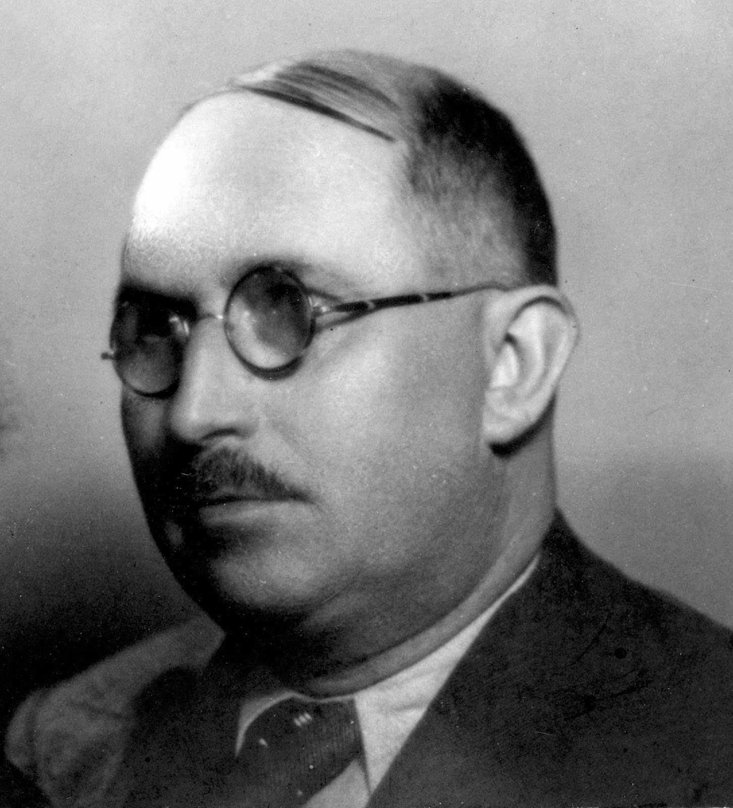Andreu Capdevila Puig, el dia del seu casament (13 de març de 1937)
