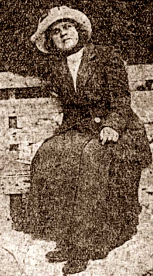 Luisa Capetillo (ca. 1922)