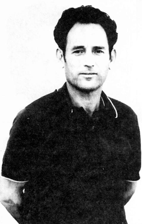 Fernando Carballo Blanco a la presó de Burgos