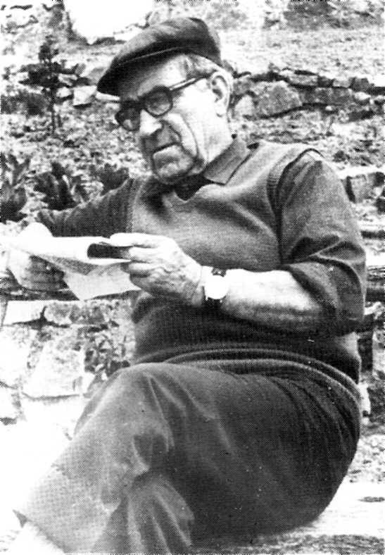 Saturnino Carod durant els anys setanta