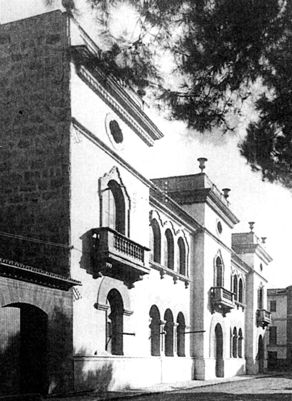 La Casa del Poble de Palma