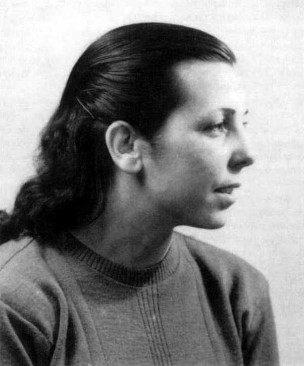 """Casilda Hernáez Vargas (""""Kasi"""")"""