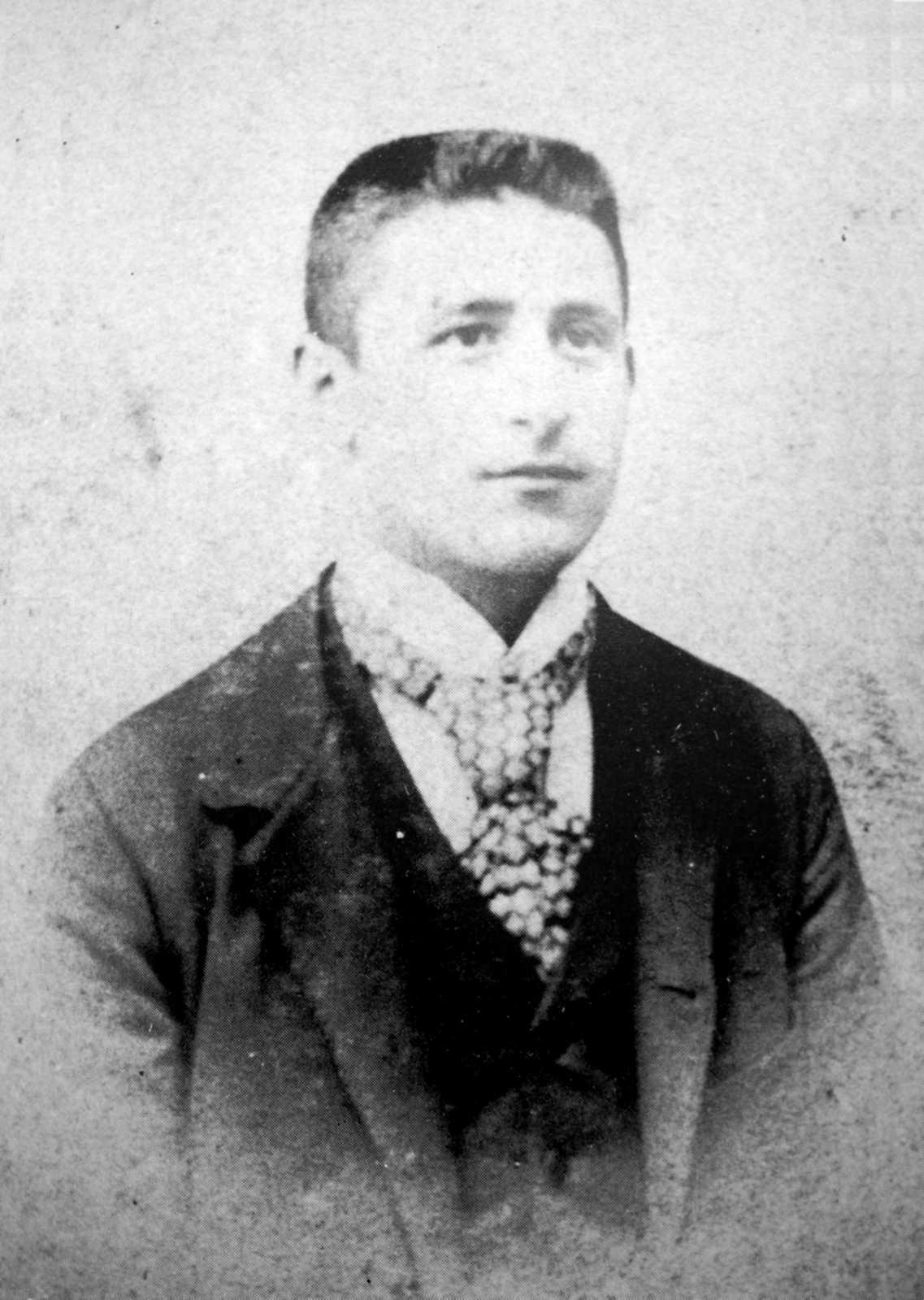 Arnaldo Cavallazzi (ca. 1907)
