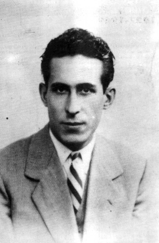 """Celedonio García Casino (""""Celes"""")"""