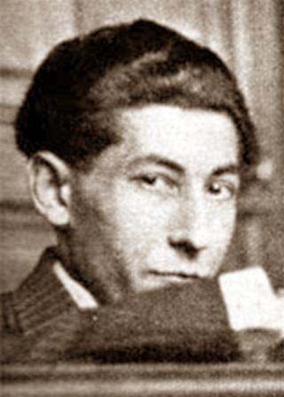 Mécislas Charrier durant el seu procés