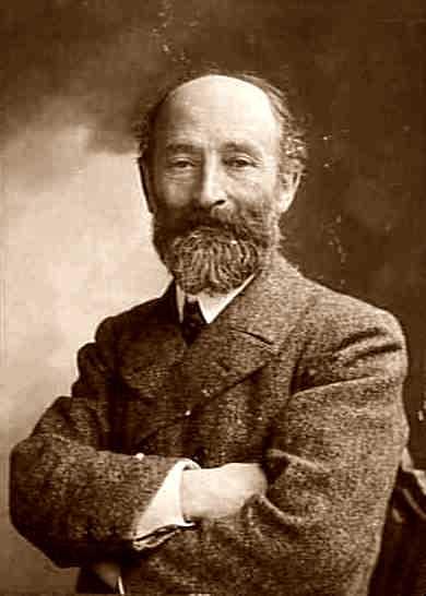 Varlaam Cherkezishvili, fotografiat per Nadar (1905)