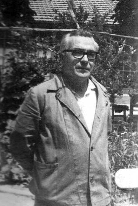 Cipriano Damiano a la presó de Jaén