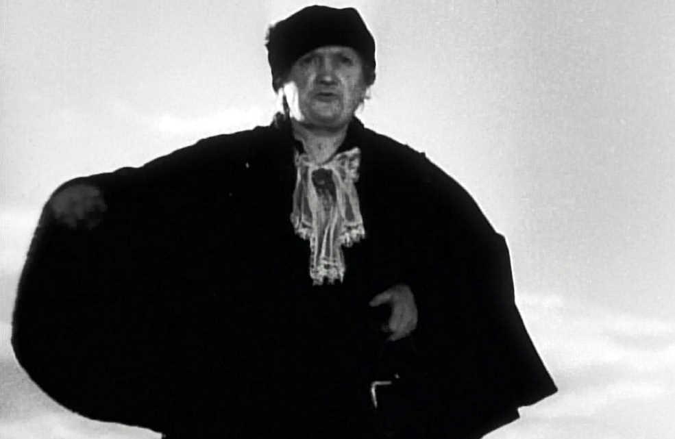 """Fanny Clar en """"L'Atalante"""" (1934)"""