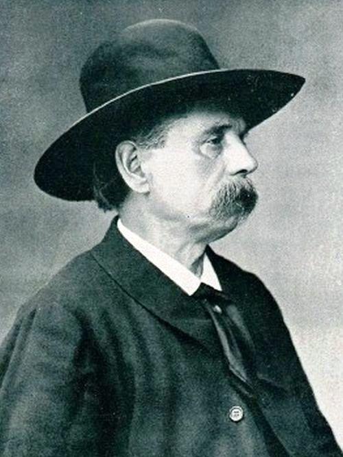 Jean-Baptiste Clément fotografiado por Nadar
