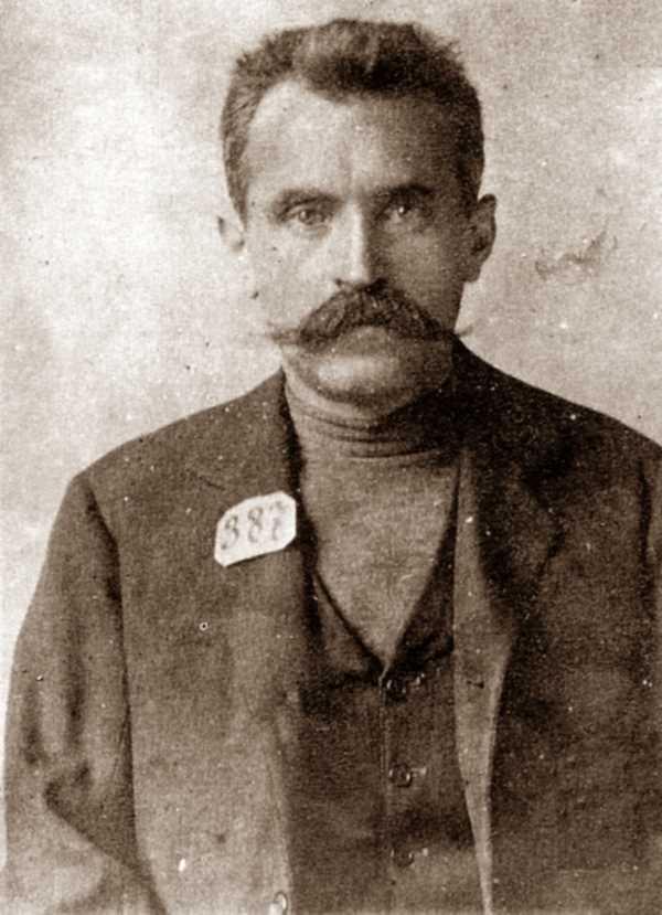 Foto policíaca de Carlo Colombo