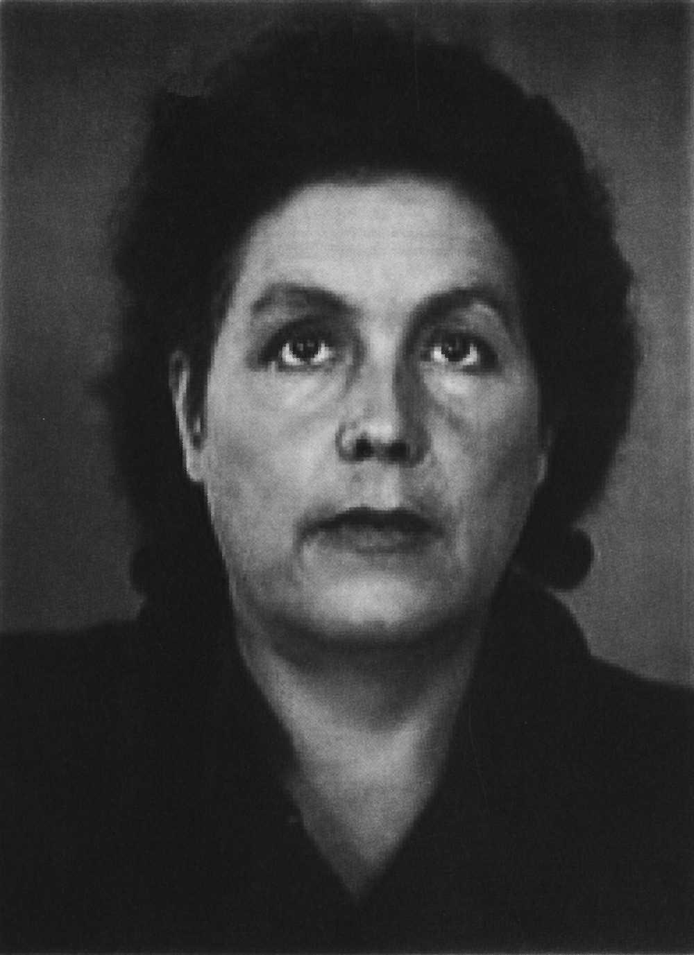 Fosca Corsinovi a la Colònia Infantil «L'Adunata dei Refrattari» (22 de gener de 1936)