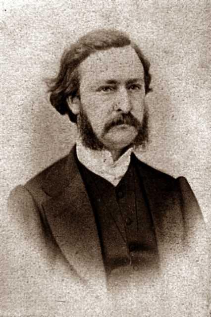 Gaston Crémieux fotografiat per E. Appert
