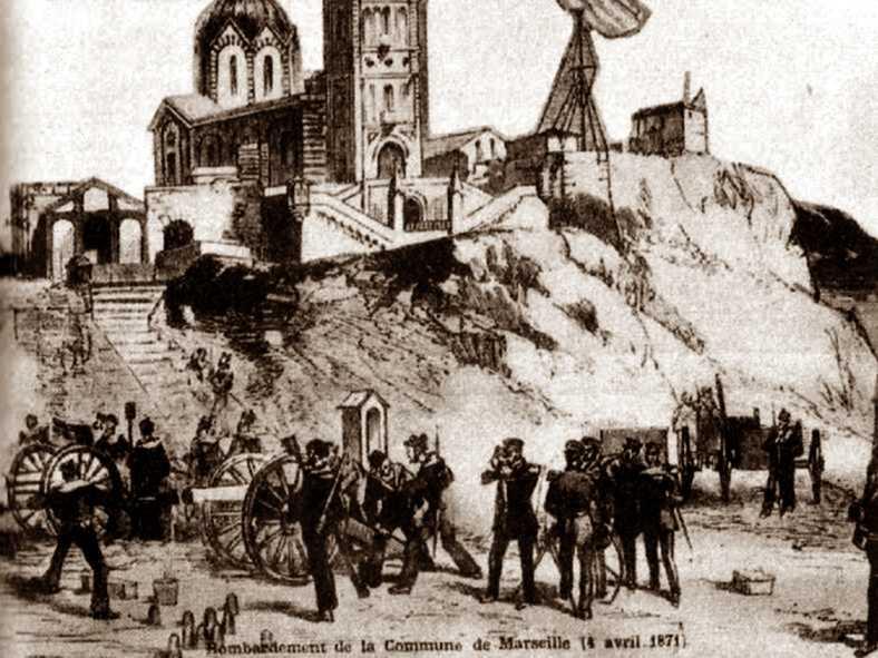 Bombardeig de la Comuna de Marsella (4 d'abril de 1871)
