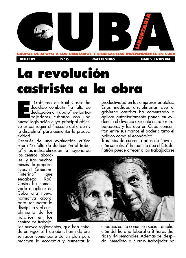 Cuba Libertaria, 06