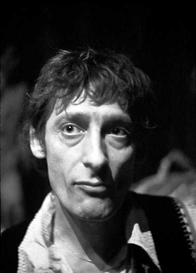 Steef Davidson fotografiat per Gerard Pas (Amsterdan, 1979)