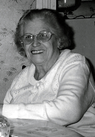 Pepita Estruch fotografiada per Elisenda Mercadal Segura (2003)