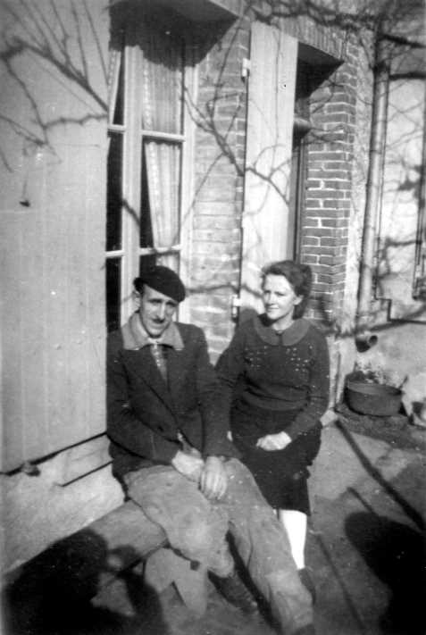 Berthe Fabert and Eugène Guillot (1943)