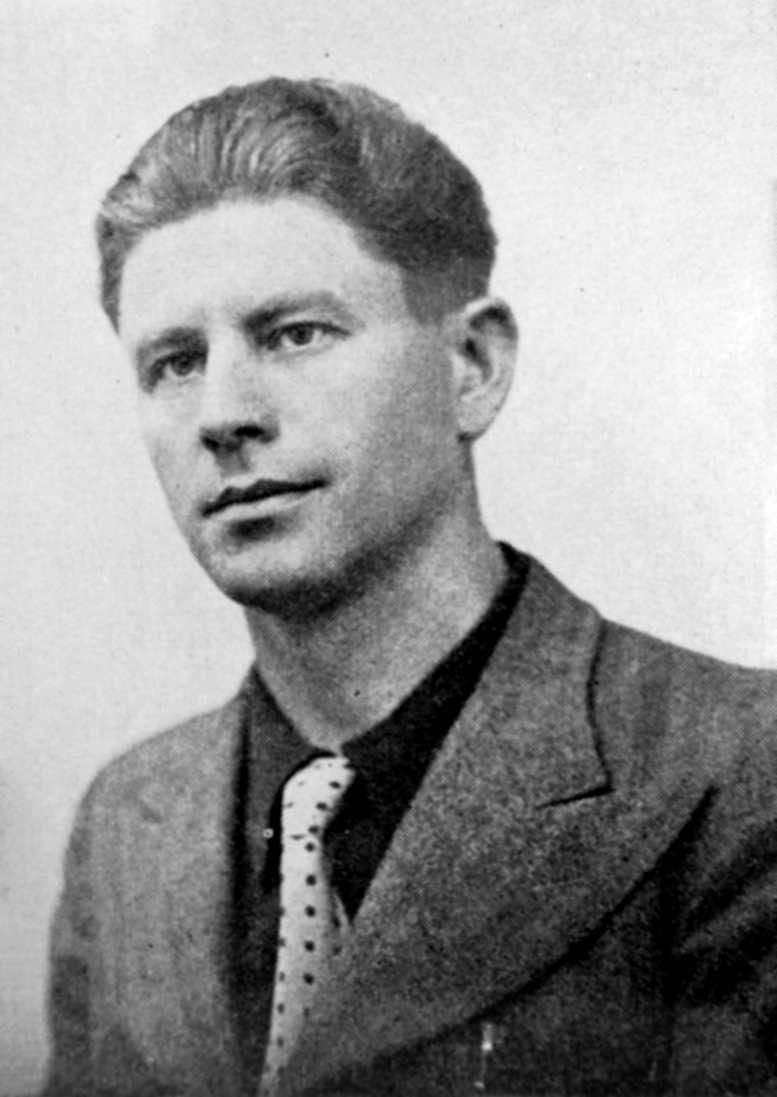Nicolas Faucier (setembre 1939)
