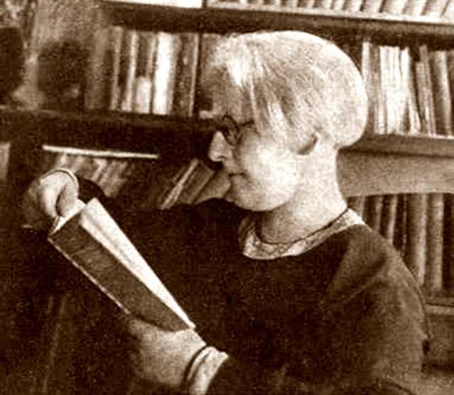 Etta Federn (Barcelona, 1934)