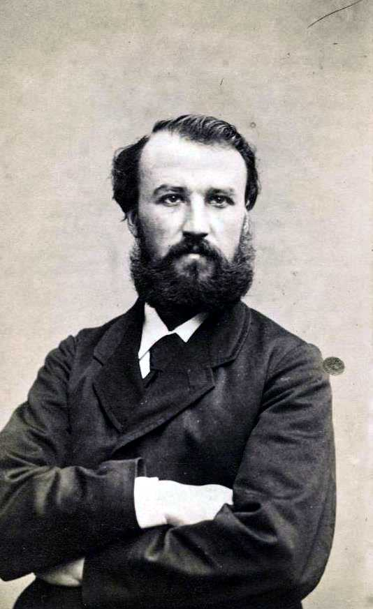 Hippolyte Ferré fotografiat per Eugène Appert (ca. 1871)