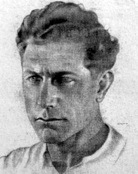 """Retrat de Joan Ferrer aparegut en el """"Boletín CNT-FAI"""" del 17 de juliol de 1937"""