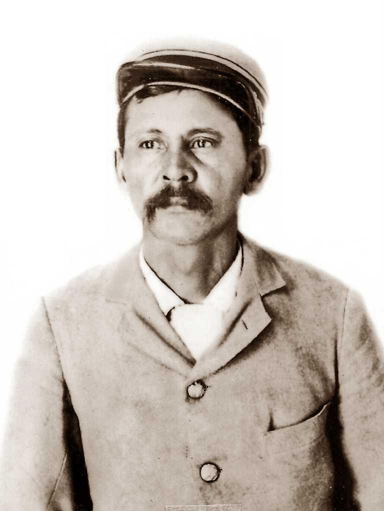Anselmo L. Figueroa a la Presó Territorial de Yuma