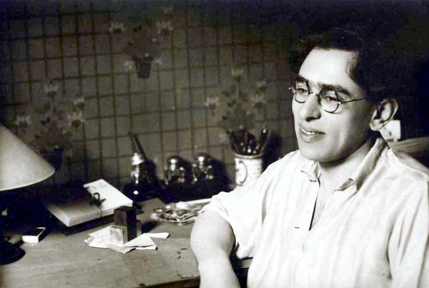 Senya Fléchine (ca. 1927)