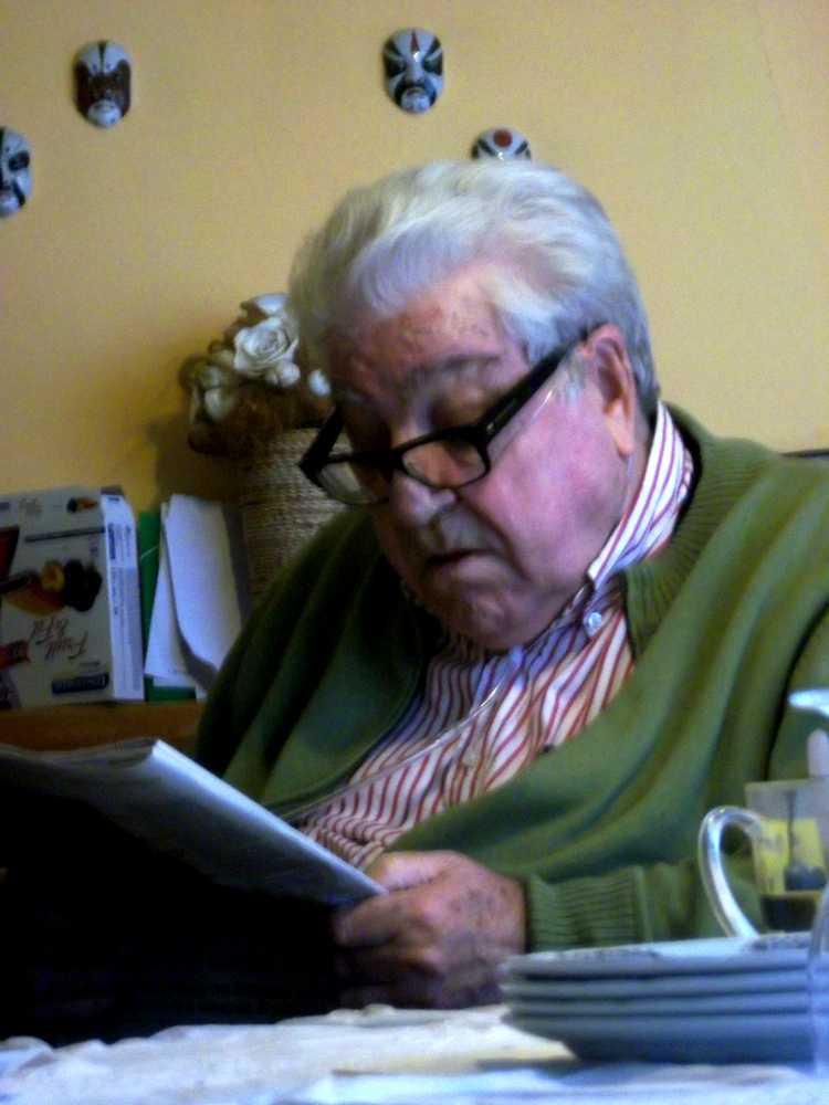Manuel Fornés Marín (desembre de 2010)