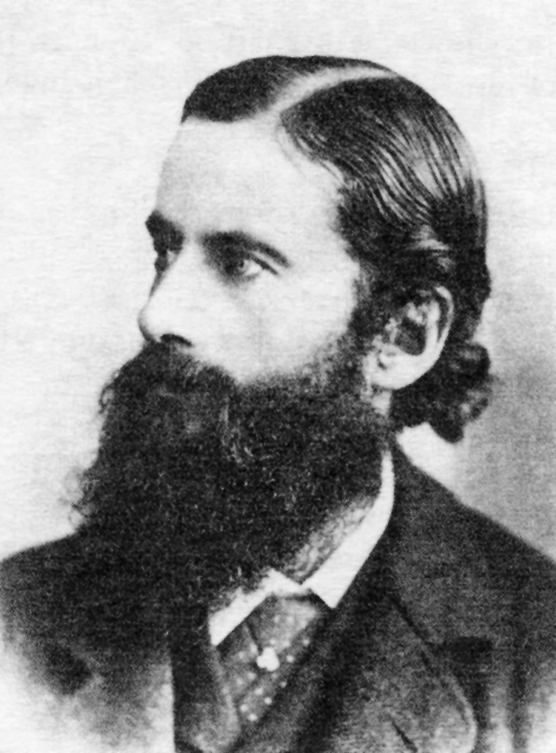 Benedict Friedlaender (ca. 1900)