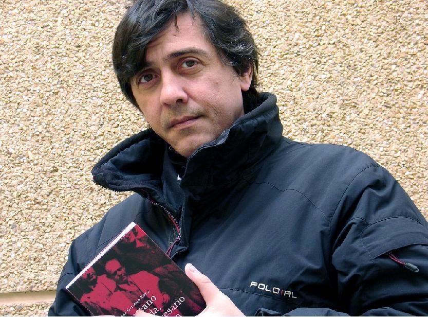 César Galiano Royo fotografiat per Julián Lacalle