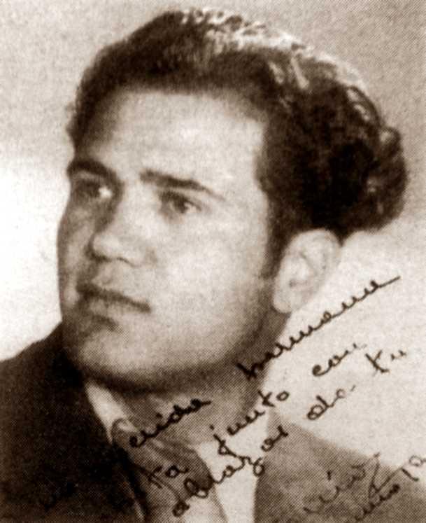 Antonio Gambáu Gil