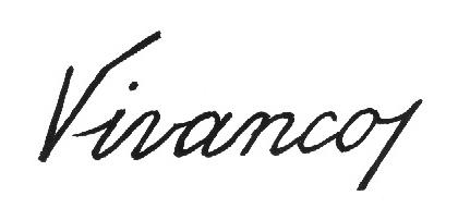 Firma de Miguel García Vivancos
