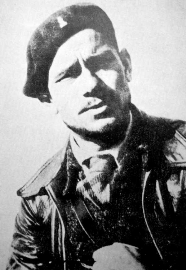 Rivoluzio Gilioli durant la Revolució espanyola