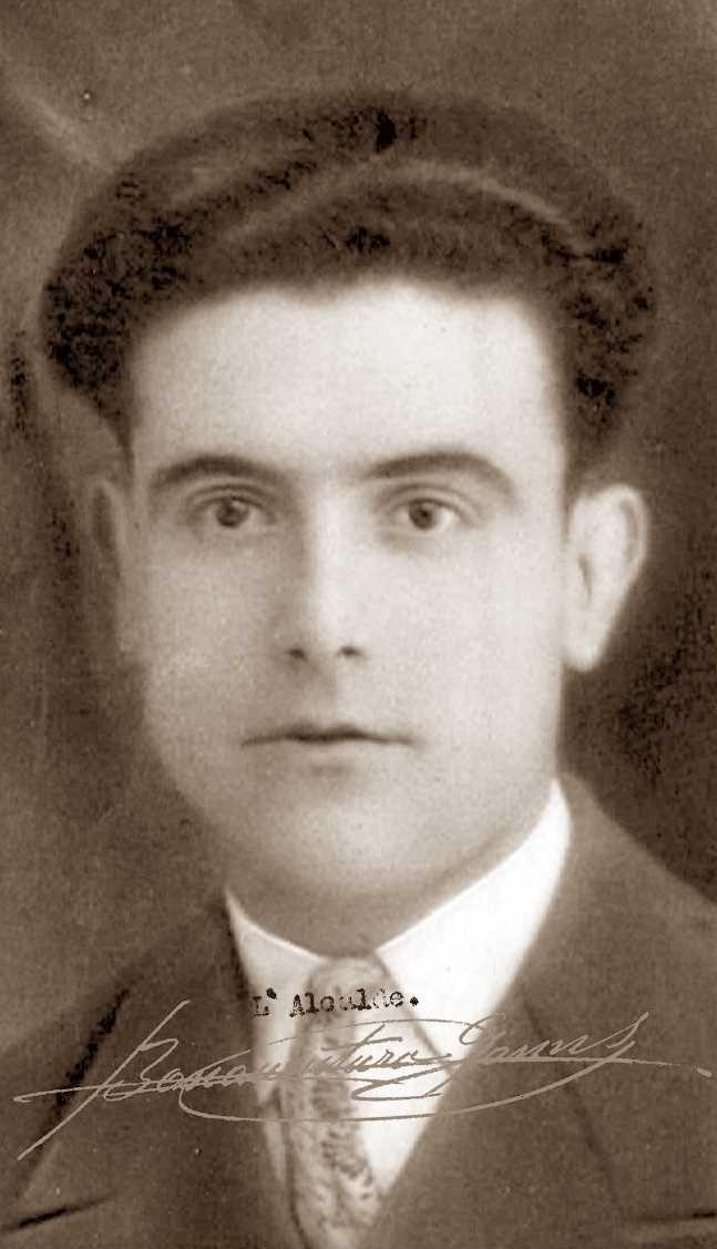 L'alcalde Bonaventura Gomis Bartra